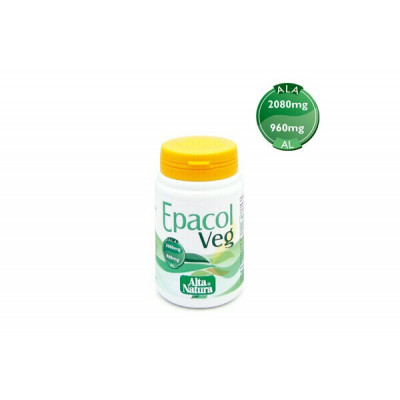 EPACOL VEG omega3/6/9 da olio di Lino
