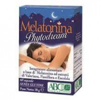 Melatonina Phytodream -60 capsule in blister