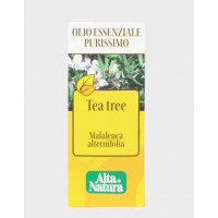 TEA TREE OIL 10ml olio essenziale