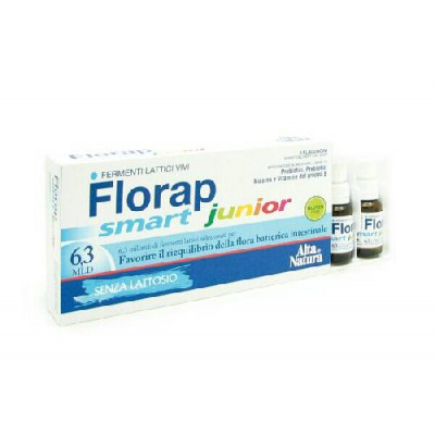 FLORAP SMART JUNIOR Flaconcini 6x10ml