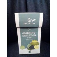 ATLANTIDE Bio 42- GIARDINO DELL'EDEN tè verde-12 bustine da 3g