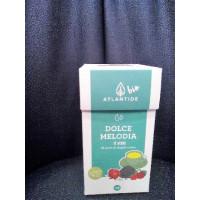 ATLANTIDE Bio 43- DOLCE MELODIA tè verde-12 bustine da 3g