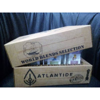 ATLANTIDE-TRAVEL CHEST- 48X12 bustine
