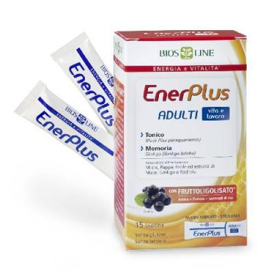 ENERPLUS-Adulti 15 bustine da 10ml