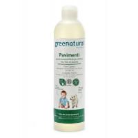 Greenatural- Pavimenti Igiene Timo, Tea Tree & Lavanda 500 ml