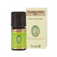 EUCALIPTO RADIATA BIO 5 ml olio essenziale ITCDX