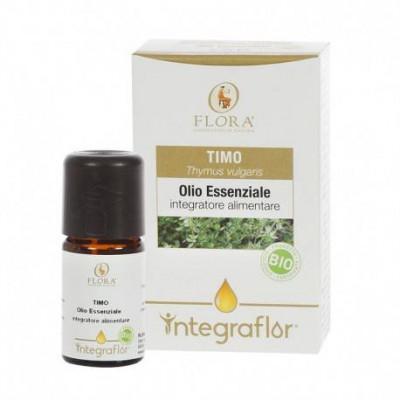 INTEGRAFLOR TIMO 5 ml, olio ess. ITCDX BIO