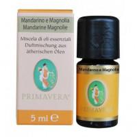 MANDARINO E MAGNOLIA 5 ml miscela o.e.