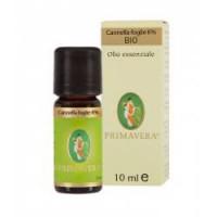 CANNELLA FOGLIE 6% 10 ml olio essenziale