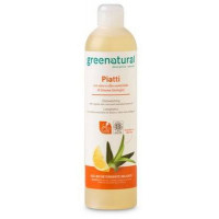 Greenatural- Piatti e stoviglie ALOE-Limone 500 ml