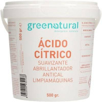 Greenatural- Acido citrico 500 gr