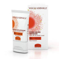 VOGLIA DI SOLE-Crema Solare Antirughe SPF50+ 50ml
