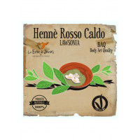 Hennè Rosso Caldo (100gr)