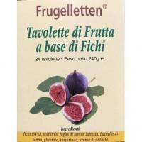 FRUGELLETTEN FRUTTINI 24 Tavolette