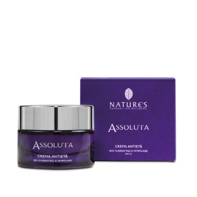 ASSOLUTA CREMA ANTIETA' SPF15 -50ml