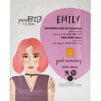 EMILY maschera viso pelle secca Good Morning 13