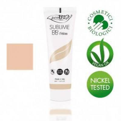 PuroBio Cosmetics Sublime BB Cream n.01 chiaro 30ml