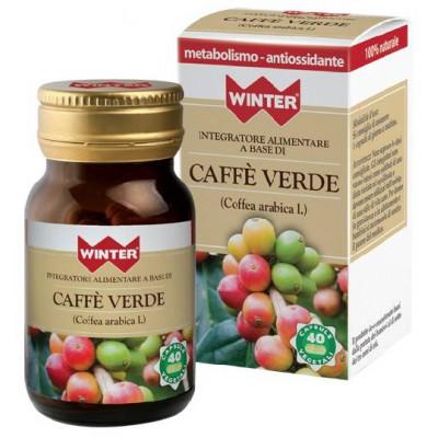 CAFFè VERDE- Metabolismo e Antiosiddante- 40 capsule