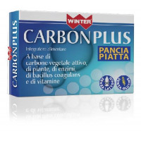 CARBON PLUS pancia piatta- 30capsule