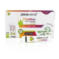 PrimAloe 15 stick-pack da 12,5 ml e in OMAGGIO 1 confezione da 7 stick-pack!!