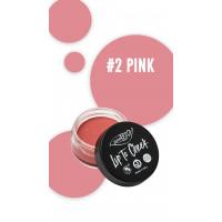 LIP TO CHEEK Pink 02