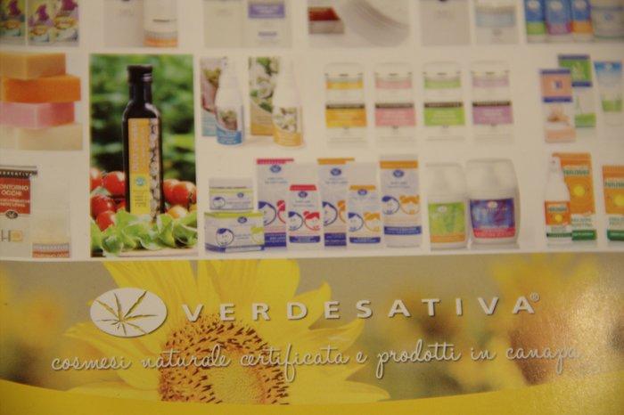 L'Oasi Botanica - Verdesativa, cosmetici e prodotti in canapa